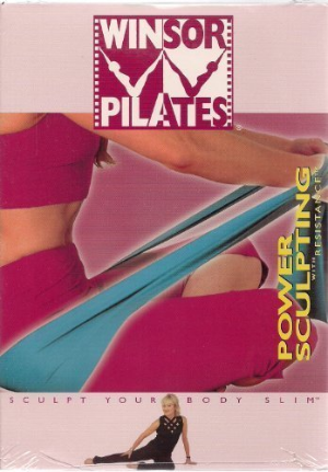 Winsor Pilates Power Sculpting with Resistance Dvd