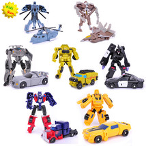 Transformation 7pcs/lot Kids Classic Robot Cars Toys Action & Toy Figures - $24.00