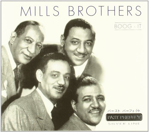 Boog It by Mills Brothers Cd