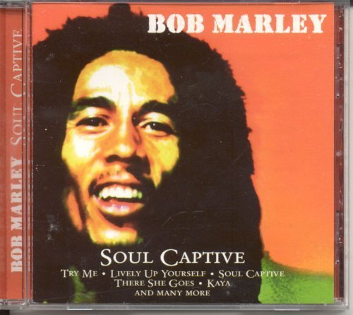 Soul Captive by Bob Marley Cd