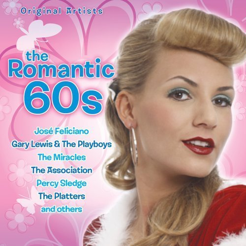 Romantic 60's: Original Artists by Various Artists Cd
