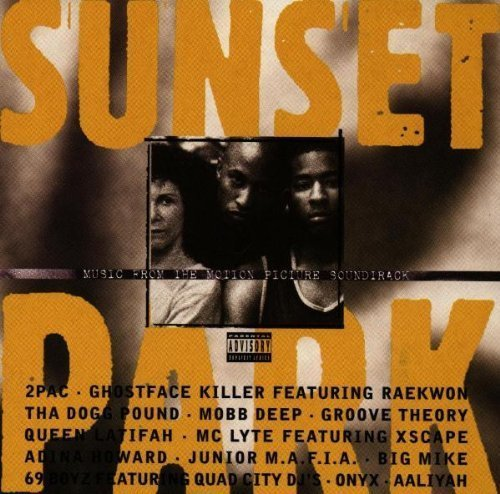 Sunset Park: Original Motion Picture Soundtrack Cd