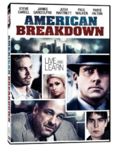 American Breakdown Dvd - $9.50