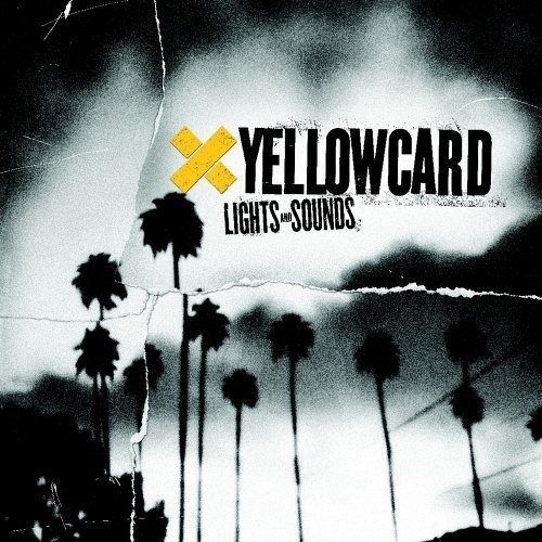 Lights and Sounds by Yellowcard Cd