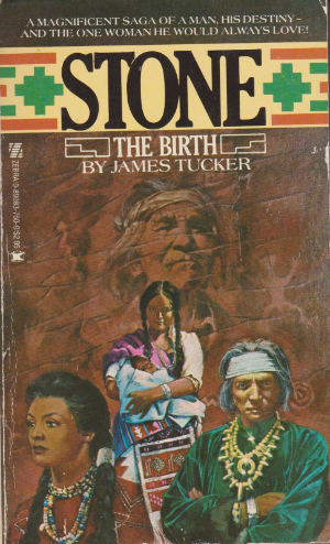 Stone - the Birth by Tucker, James