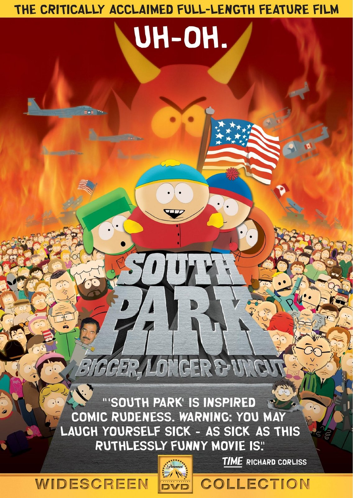 South Park: Bigger Longer & Uncut Dvd