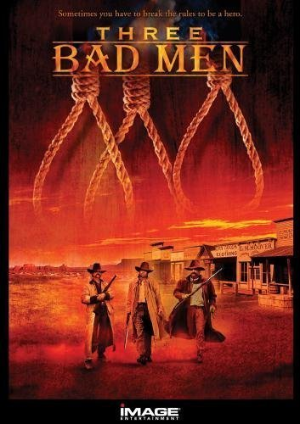Three Bad Men Dvd