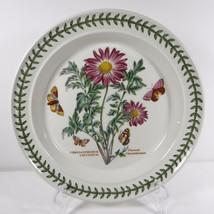 PORTMEIRION Botanic Garden Dinner Plate Flowered Chrysanthemum Coccineum... - $41.57