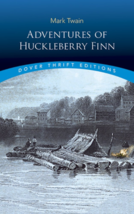 Adventures of Huckleberry Finn by Mark Twain image 1