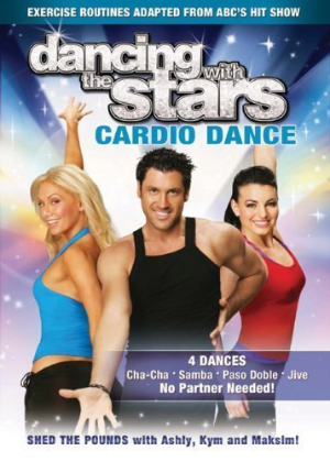Dancing With the Stars - Cardio Dance Dvd