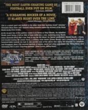 Any Given Sunday Dvd image 2
