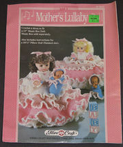 Mothers Lullaby FCM233 - Crochet Dress Pattern for Music Box or Pillow Doll - $8.99
