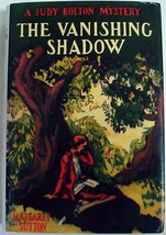 Judy Bolton mystery The Vanishing Shadow no.1 1st Print Applewood hcdj S... - $24.00