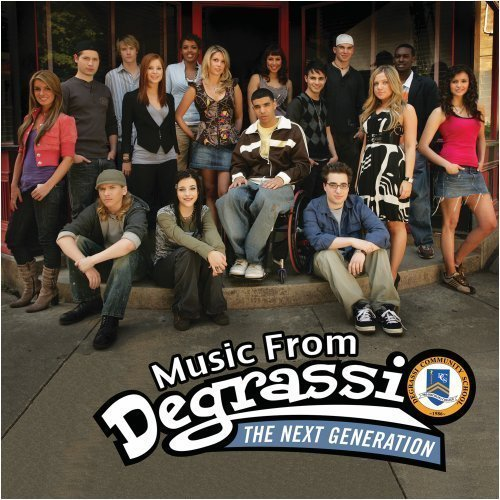 Music From Degrassi: Next Generation by Various Artists Cd