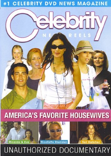 Celebrity Americas Favorite Housewives Dvd