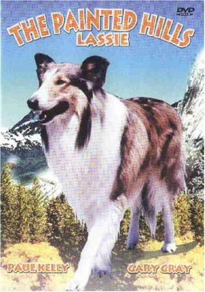 The Painted Hills - Lassie Dvd