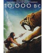10,000 B.C. [DVD] [2008] - $6.50