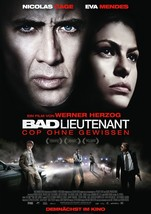 Bad Lieutenant: Port of Call New Orleans Movie POSTER (2009) Crime/Drama - $6.28+