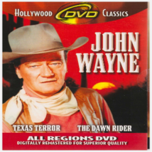 Texas Terror and The Dawn Rider Dvd image 1