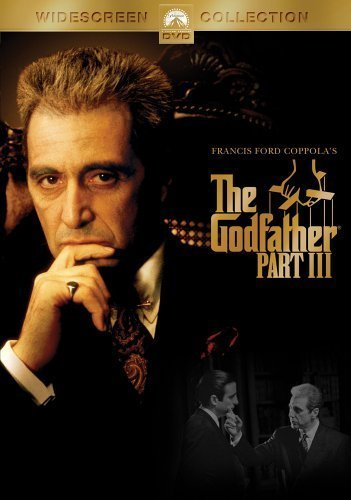 The Godfather, Part III Dvd