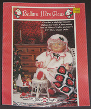 Bedtime Mrs. Claus FCM361 - Crochet a Nightgown for Mrs. Claus - $8.99