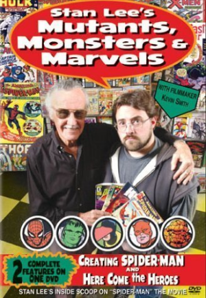 Stan Lee's Mutants, Monsters & Marvels: Creating Spider-Man Dvd
