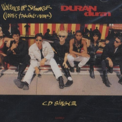 Violence of Summer by Duran Duran Cd