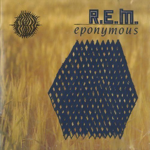 REM Eponymous USA Cd