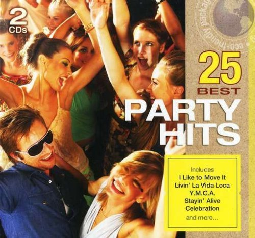 25 Best: Party Hits by Starlite Singers Cd