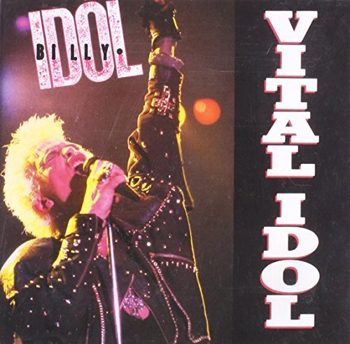 Vital Idol by Billy Idol Cd