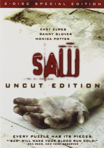 Saw - Unrated Dvd