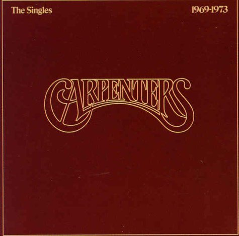 Singles 1969-1973 by Carpenters Cd