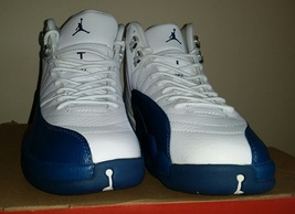 Nike Air Jordan XII 12 Retro French Blue Size 10.5 - $300.00