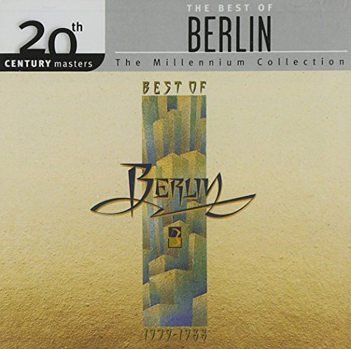 The Best Of Berlin: 20th Century Masters Cd