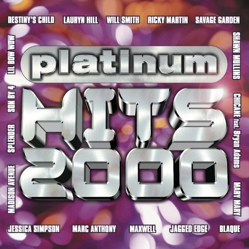 Platinum Hits 2000 by Various Artists Cd