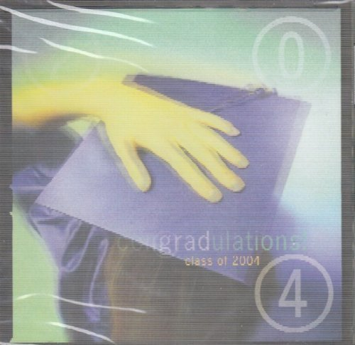 ConGRADulations! class of 2004 by Various Artists Cd
