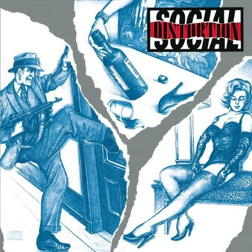 Social Distortion by Social Distortion Cd