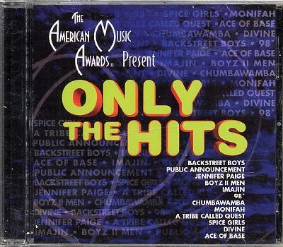 The American Music Awards Present Only the Hits Cd