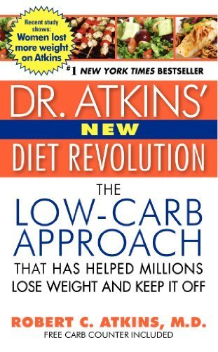 Dr. Atkins` New Diet Revolution