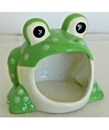 Scrubby Holder Warren Kimble Frog Creative Idea Kitchen Decor - $17.00