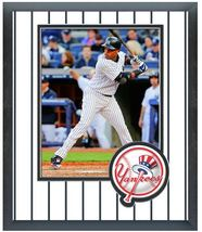 "11"" x 14"" Framed & Matted Robinson Cano New York Yankees - Studio Photo ... - $43.95"