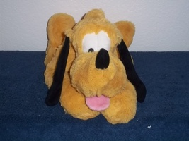 Pluto Plush Toy - 15 Inches Long - $5.99