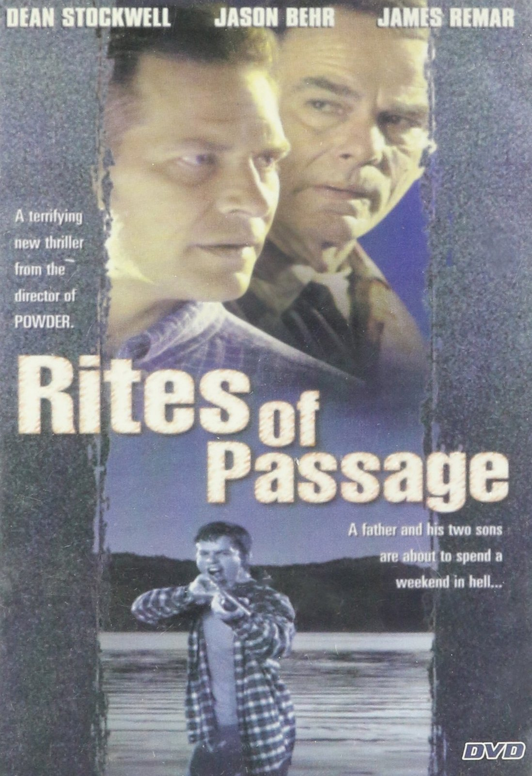 Rites of Passage Dvd