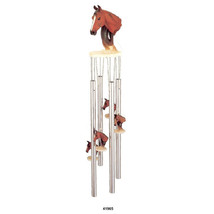 Bay Mare & Foal Wind Chime - $17.95