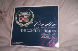 Cadillac the Complete History - $25.00