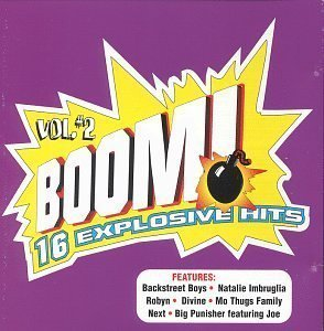 Boom, Vol. 2 by Various Artists Cd