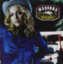 Music by Madonna Cd image 1