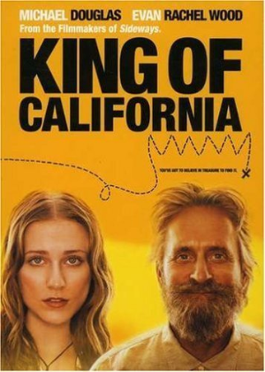 King of California Dvd