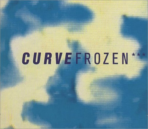 Frozen / Coast is Clear / The Colour Hurts / Zoo by Curve Cd