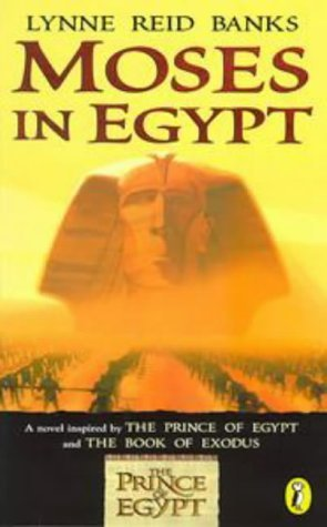 Moses in Egypt by Banks, Lynne Reid